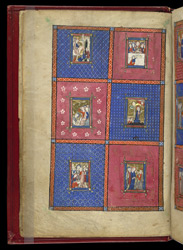 Scenes From The Passion Of Christ, Cut From Another Manuscript, And Inserted In The 'Alphonso' Psalter